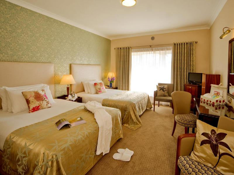 Deluxe Family room at Whitford House Hotel