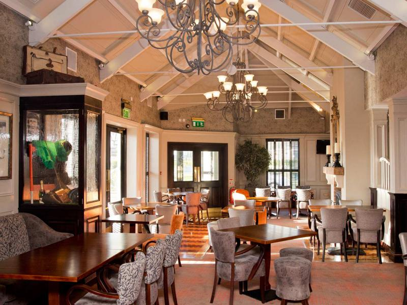 Forthside Bar & Bistro at the Whitford House Hotel in Wexford