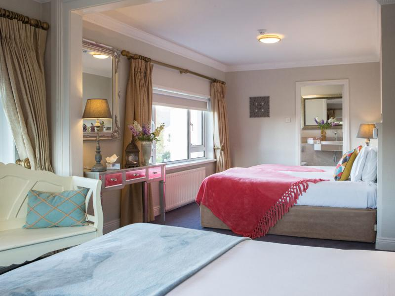 Lodge Accommodation at the Whitford House Hotel