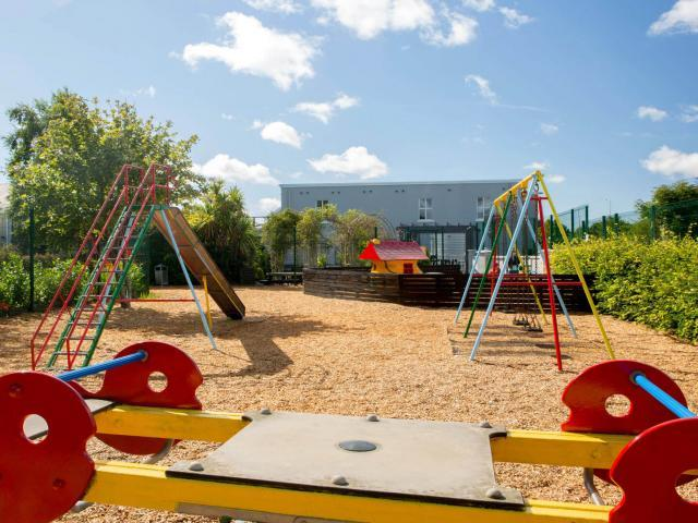 Whitford House Hotel playground